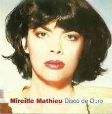 MIREILLE MATHIEU - Les Grandes Chansons Françaises (1985) Disco de Ouro CD* NEW*