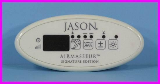 Jason AIRMASSEUR Signature KEYPAD   CONTROL NEW