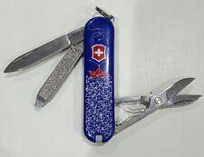Victorinox Classic SD - Sailor - Swiss Army Knife - Multi-Tool - 0.6223.L1409US2