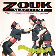 Zouk Machine 7'' Maldon (La Musique Dans La Peau) - France