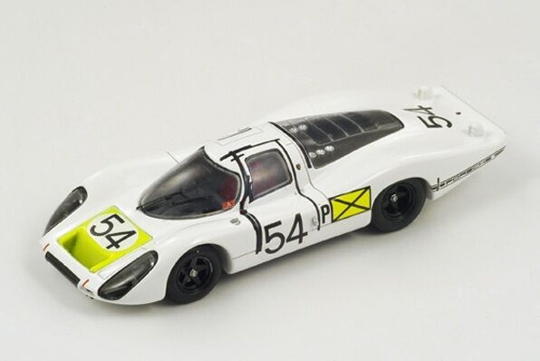Porsche 907  54 Siffert-Elford  Winner Daytona  1968 (Spark 1 43   43DA68)