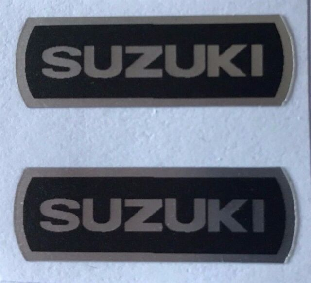 SUZUKI GT125 GT185 GT250 GT380 GT550 GT750 RE5 GT BRAKE CALIPER DECALS