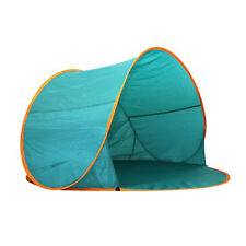 Portable Outdoor C&ing Pop Up Tent Beach Canopy Fishing Sun Shade Shelter New  sc 1 st  eBay & G4RCE Pop up Beach Tent With UPF 40 Sun Protection Camping ...