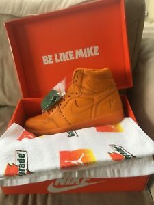 Gatorade 1 Nike c Air 2017 Sz Og Jordan Retro High 11 zaPtxvwtq