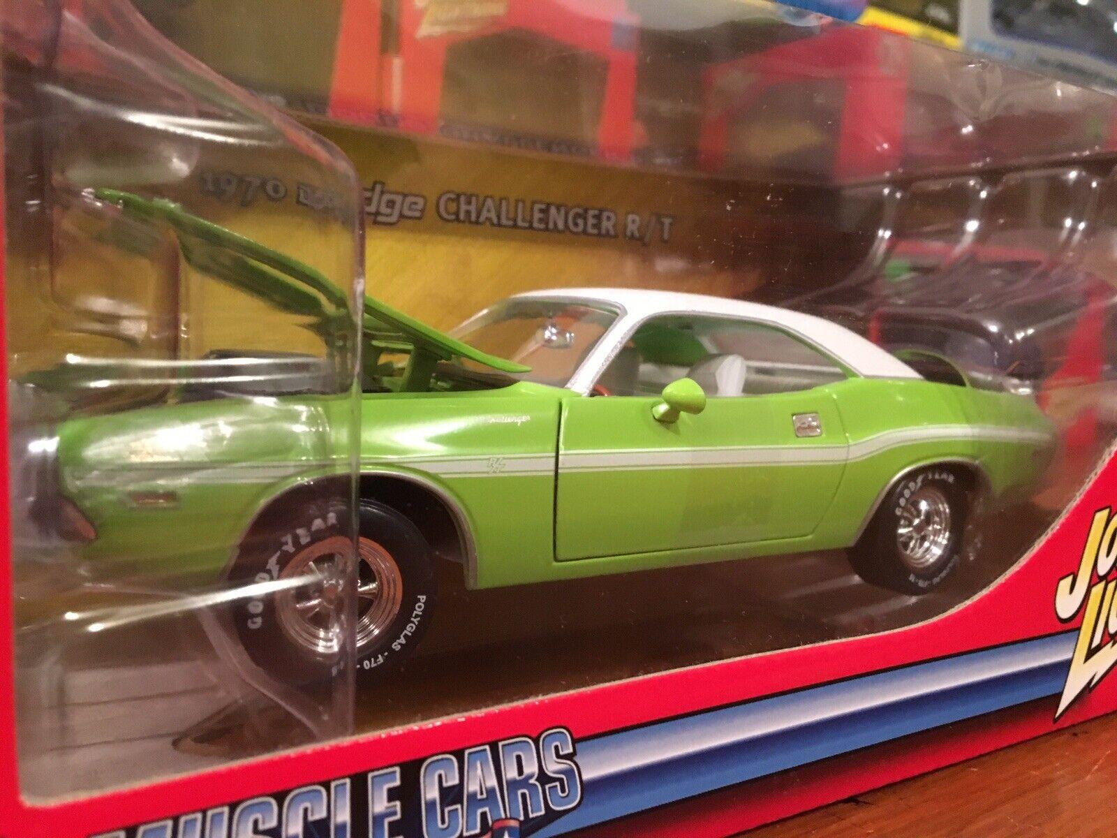 Johnny ljusning 1 24 1970 Dodge Challenger R  T Post 511051