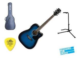 chitarra-acustica-pf15-ece-IBANEZ-borsa-Ritter-1cm-stand-plettro