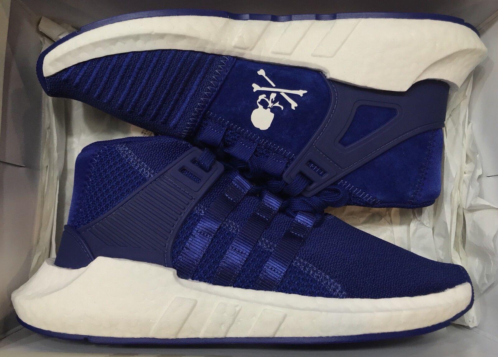 Adidas eqt mitte blau mmw superhirn rätsel tinte blau mitte unterstützen cq1825 sz 8,5 df4242