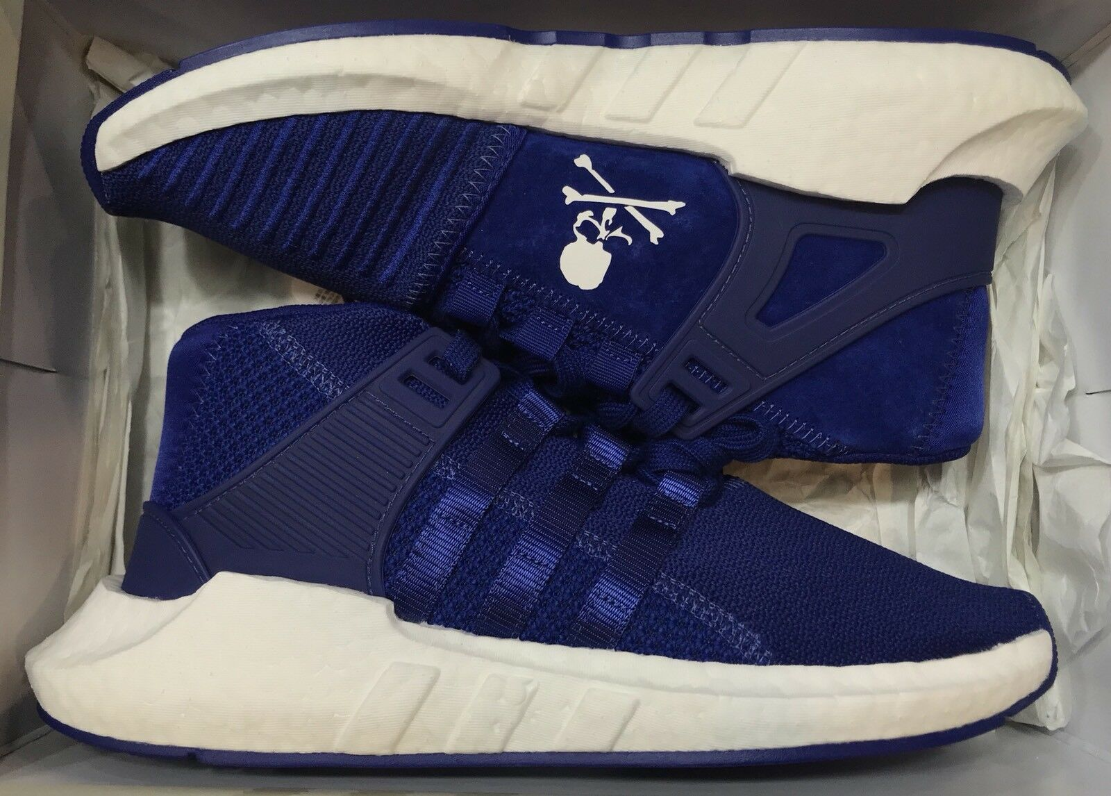 Adidas EQT Support Mid MMW Mastermind Mystery Ink Blue CQ1825 Sz 8.5