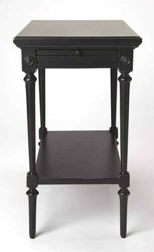 BUTLER EASTERBROOK BLACK END TABLE New