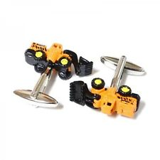 Tractor Excavator Digger Cufflinks X2PSN163
