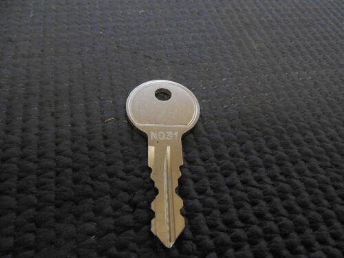 Ersatzschlüssel THULE N148 Schlüssel Dachbox Dachkoffer Fahrradträger