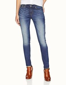Signature-By-Levi-Strauss-amp-Co-Gold-LabelWomens-Stretch-Skinny-Leg-Jeans