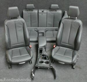 BMW-2-F22-Seat-Interior-de-Cuero-Del-Deporte-Asiento-Calefaccion-Memoria
