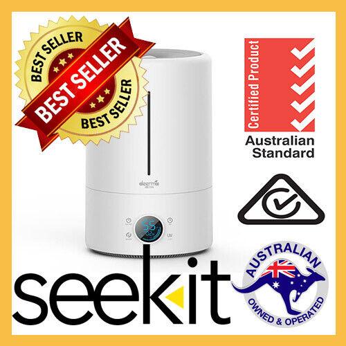 Deerma F628S-W Air Purifying Mist Humidifier 5L Aroma Diffuser + UV AUS VERSION
