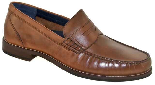 Casual Penny Loafer Bourbon Suede