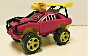 Fisher-Price-Imaginext-Streets-Of-Gotham-City-Two-Face-Figure-SUV-Truck-Vehicle