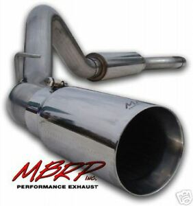 MBRP-4-034-Cat-Back-Exhaust-409-Stainless-06-07-Silverado-Sierra-Duramax-6-6L