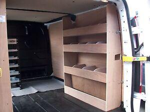 Ford Transit Custom Van Racking Ply Shelving Swb Storage