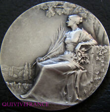 MED3372 - MEDAILLE ARMURIER à ST QUENTIN par BAUDICHON - FRENCH MEDAL