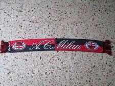 d40 sciarpa MILAN AC football club calcio scarf bufanda echarpe italia italy