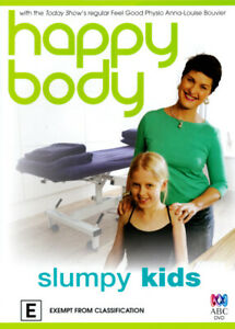 Happy-Body-Slumpy-Kids-NEW-DVD-Region-4-Australia