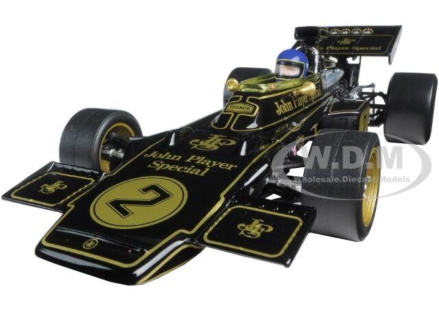 Lotus 72e   2 Ronnie Peterson 1973 Italiano Gp Winner 1 18 por Quartzo 18292