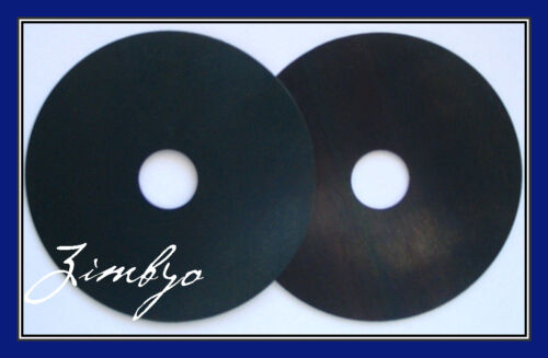 Zimbyo blade support discs for 200 tooth blade for Dremel Table Saw 580-2 588-2