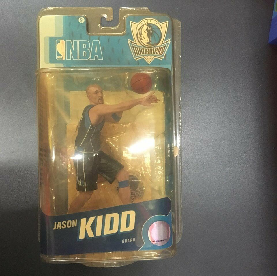 Mcfarlane giocattoli Nba Series 18 - Jason  Kidd 2 azione cifra  in cerca di agente di vendita
