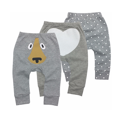 Up to 3 Months Baby Boys//Girls **Trousers with feet** Leggings** 100/%Cotton BNWT