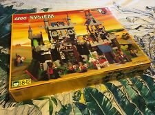 Lego Vintage Royal Knights Castle Boxed 6090 1995