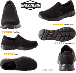 Xw Slip Us Foam Sport About 13 Details Men's Persistent On Sneaker Skechers Equalizer memory c5A3jLq4RS
