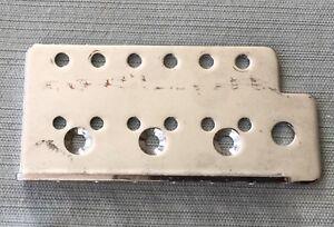 1991 Fender Squier Stratocaster Guitare électrique Pont Original Pont Plate-afficher Le Titre D'origine