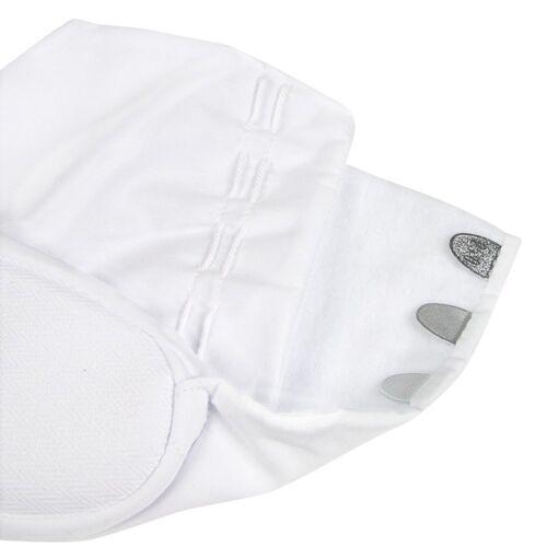Japanese Kimono Tabi Socks 4 kohaze NEW WHITE NEW 28cm