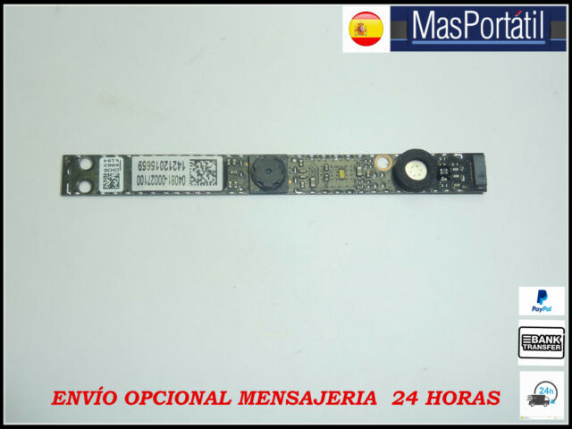 WebCam Board ASUS X551M F551MA F551CA R512CA   P/N: 04081-00027100