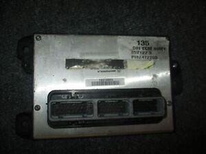 Mercury Optimax 135hp outboard PCM/ECU (857127 3) DFI 99MY