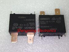 2pcs 4pins 12V G4A-1A-E-12VDC G4A-1A-E-CN-12VDC 20A 250VAC OMRON Relay