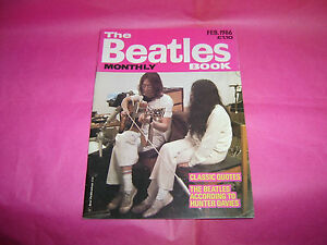 THE-BEATLES-BOOK-MONTHLY-Magazine-No-118-February-1986
