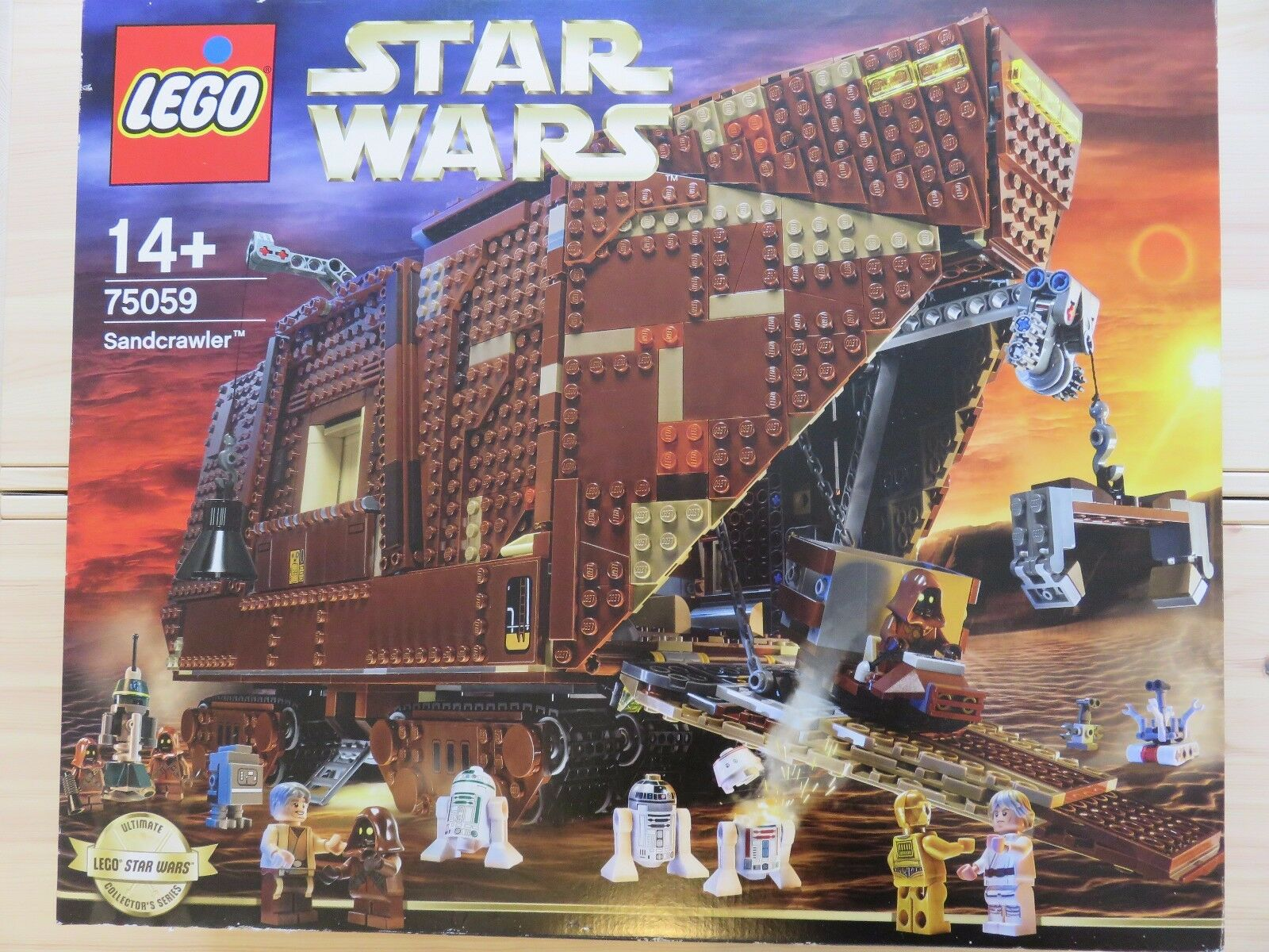 ordinare on-line Lego Estrella Estrella Estrella Guerras 75059 secrawler  esclusivo