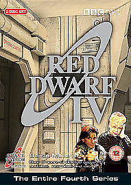 Red-Dwarf-The-Entire-Fourth-Series-2-Disc-DVD-NEW