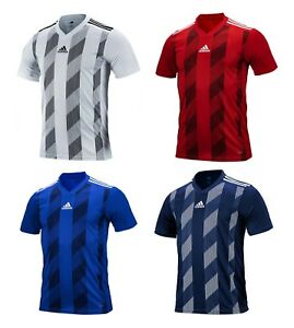 9d5ef963d Image is loading Adidas-Stripe-19-Jersey-S-S-DP3199-Soccer-Football-