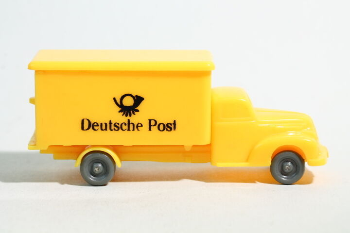 184 tipo 1 Wiking post auto ford  Deutsche Post  1954 - 1955 giallo