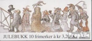 Never Hinged 1991 Weihnachtsbräuc Special Summer Sale Unmounted Mint Norway Mh17 complete.issue.