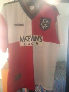 Adidas Rangers Away Shirt 95/96 XL