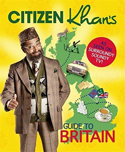 1 of 1 - Citizen Khan's Guide To Britain by Khan, Mr 0751567116 The Cheap Fast Free Post