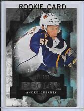 11-12 Artifacts Andrei Zubarev Rookie # 199