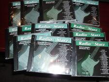 RADIO STARZ CD+G KARAOKE 12 DISC SET SEALED LOT ROCK POP COUNTRY PACKAGE