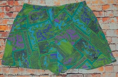 gloria Enfermedad Metáfora  Adidas Vintage Surf Beach Loud Bermuda Holiday Abstract Shorts Size Medium  | eBay