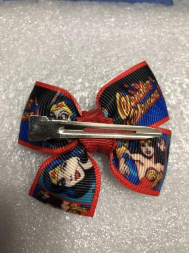 "Magical Hairbows NonSlip USA SELLER Wonder Woman 2/"""