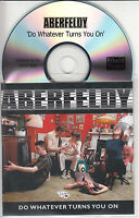 ABERFELDY Do Whatever Turns You On 2006 UK 12-track promo test CD