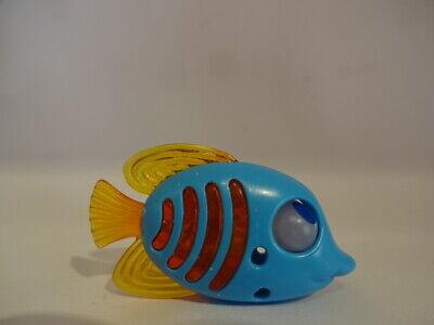Fische - Blauer Fisch Mit Streifen - 45 Mm Halten Sie Die Ganze Zeit Fit